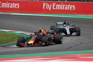 Red Bull had equal pace to Mercedes in Spain - Horner