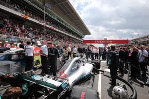 F1 Paddock Notebook - Spanish GP Sunday