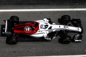Giovinazzi lands FP1 opportunity with Sauber
