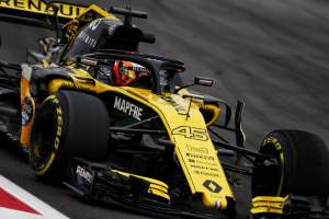 """Aitken: Renault F1 test """"more"""" than I expected"""