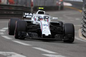 Williams has moved past lowest point of 2018 - Sirotkin