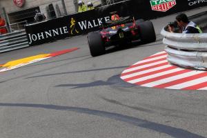 F1 Monaco GP - Free Practice 2 Results