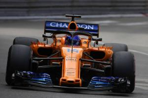 Alonso: Disappointing McLaren not on Red Bull's level