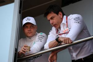 Wolff: Bottas wants to 'disappear' after poor 2018 F1 campaign