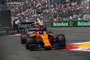 Alonso 'proud' of P7 on Monaco grid after struggles