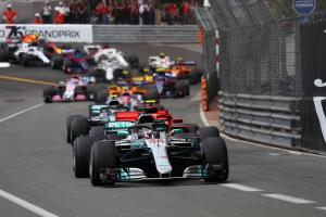 Hamilton 'wasn't really racing' in Monaco 'cruise'