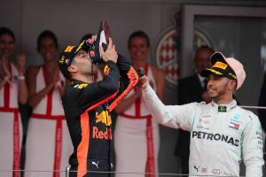 Hamilton: 'Unlikely' Ricciardo will become my Mercedes F1 teammate