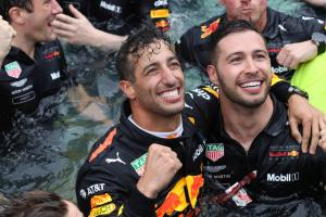 Ricciardo: Monaco GP weekend the best of my F1 career