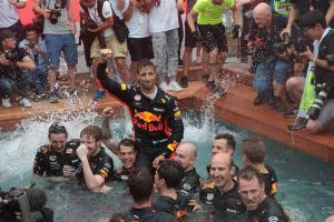 F1 Paddock Notebook - Monaco GP Sunday