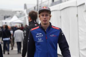 Hartley: 'Silly' to comment on Toro Rosso F1 rumours