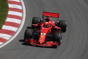 Vettel meraih kemenangan dominan di GP Kanada, merebut kembali
