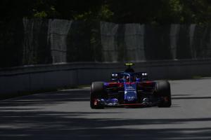 Gasly terkena penalti setelah pergantian mesin F1