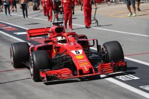 Vettel: Tidak ada pemikiran untuk memulai Hypersofts di Kanada