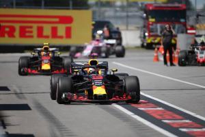 F1 GP Kanada - Grid Awal