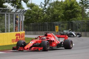Diperbarui: Klasemen poin Kejuaraan Dunia F1