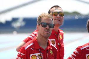 Vettel doubts 'huge progress' possible from new Mercedes engine
