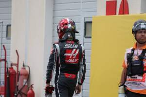 Grosjean: No explanation for French GP Q3 crash