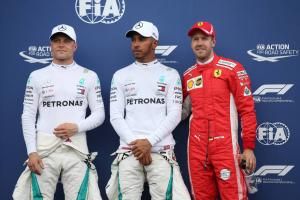 F1 French GP - Starting Grid