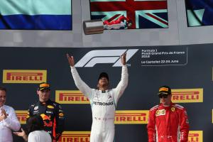 Hamilton: Vettel's penalty a tap on the hand