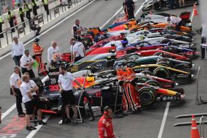 F1 Paddock Notebook - French GP Sunday