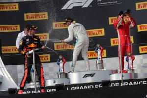 F1 Driver Ratings - French Grand Prix