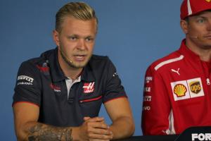 Magnussen 'no stress' with Haas 2019 F1 option