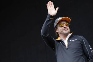 Alonso to quit Formula 1 for 2019