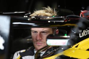 Hulkenberg accepts Halo 'doing a good job' after Belgian GP