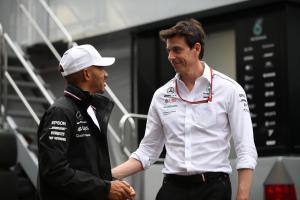 Wolff appreciates Hamilton's emotions in 'tough championship'