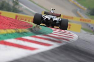 F1 Austrian Grand Prix - Qualifying Results