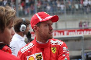 Vettel slapped with three-place grid drop for Austrian GP