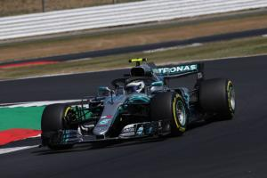 Bottas: Mercedes 'need to deal' with tyre overheating issues