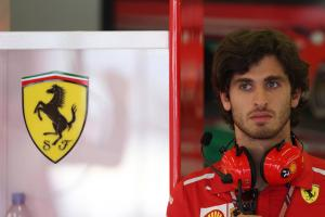 Giovinazzi confirmed in Sauber F1 race seat for 2019