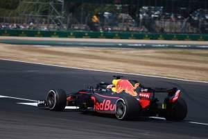 DRS issue hampers Ricciardo's British GP qualifying