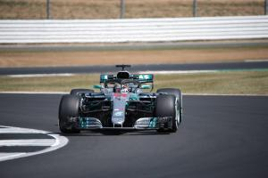 British Grand Prix - Qualifying Results