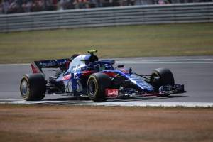 "Toro Rosso not happy with ""rollercoaster"" F1 season"