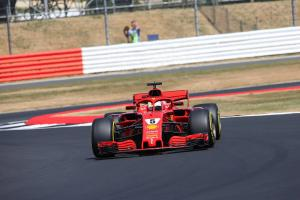 Vettel wins British GP thriller as Hamilton recovers to P2