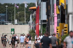 F1 Paddock Notebook - British GP Saturday