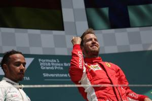 Silverstone win 'significant' result for Vettel - Brawn