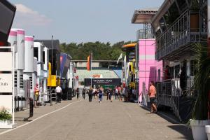 F1 Paddock Notebook - German GP Thursday
