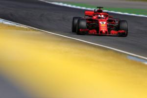 German Grand Prix - Qualifying Results