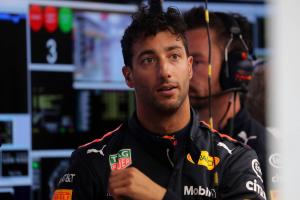 Ricciardo compares latest setback to punch from Tyson
