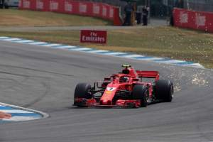 Overcautious Kimi on Q3 lap: 'There was more but it didn't come'