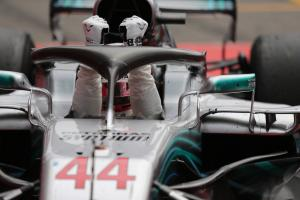 Hamilton draws on karting experience for 'best' F1 race