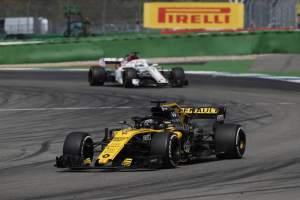 Hulkenberg: Fifth place a deserved result for Renault