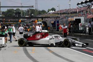 F1 Paddock Notebook - Hungarian GP Friday