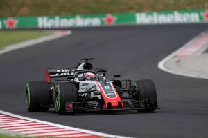 Grosjean endures 'frustrating race' despite Haas double points