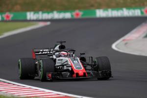 Grosjean endures 'frustrating race' despite Haas double points