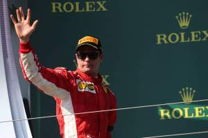 Raikkonen on Hungarian GP: Third the best I could hope for