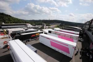 F1 Paddock Notebook - Belgian GP Thursday